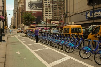Citi Bike Rentals-NYC