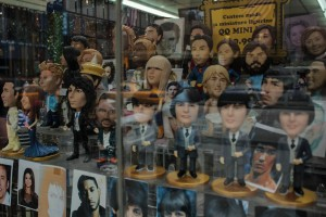 Celebrity Bobbleheads NYC