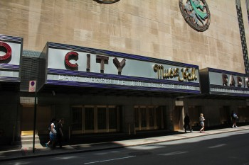 Radio City Music Hall - NYC