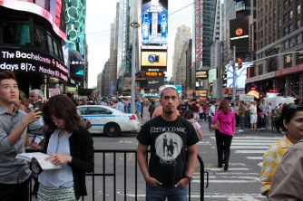 Jesse Lay - Times Square NYC