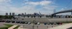 Philadelphia Skyline Panorama