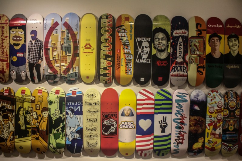 20 yrs Board Wall_1