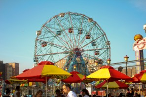 ConeyIsland.Nathans&RollerCoaster