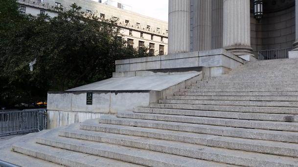 Courthouse Ledge