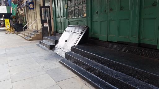 NY metal ledges