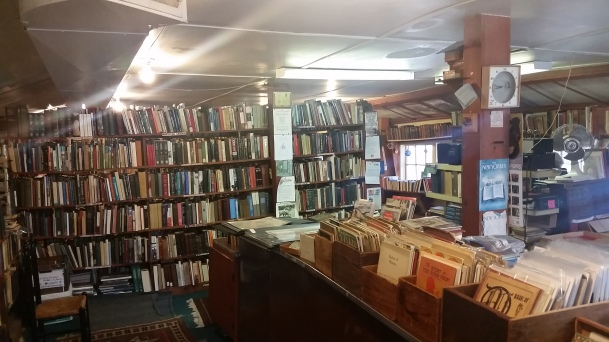 Whitlock Book Barn