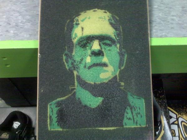 FrankensteinStencil