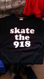Skatethe918Shirt
