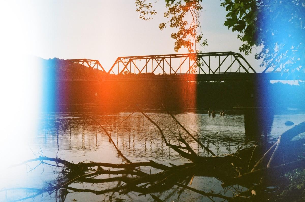 Delaware River 35mm