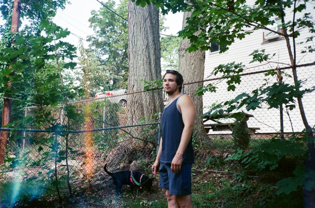 Matty Backyard Dog