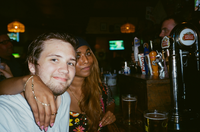 Matty Leenah Boston Bar