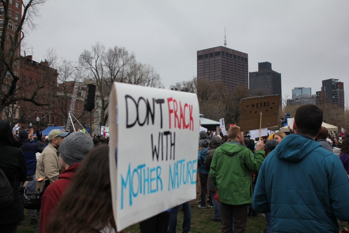 BostonScienceMarchDontFrack