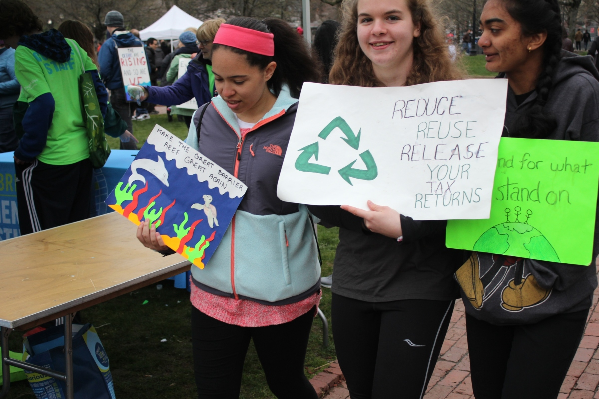 BostonScienceMarchRecycle