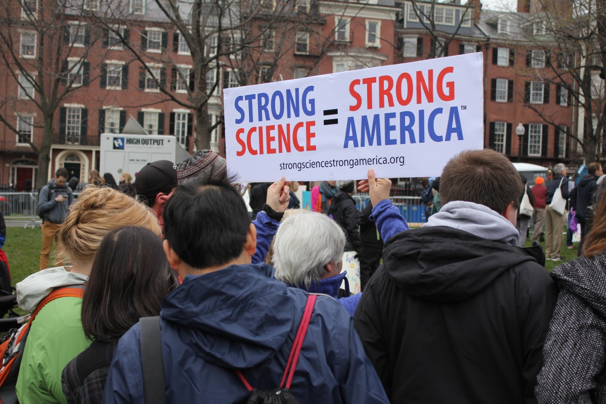 BostonScienceMarchStrongScience