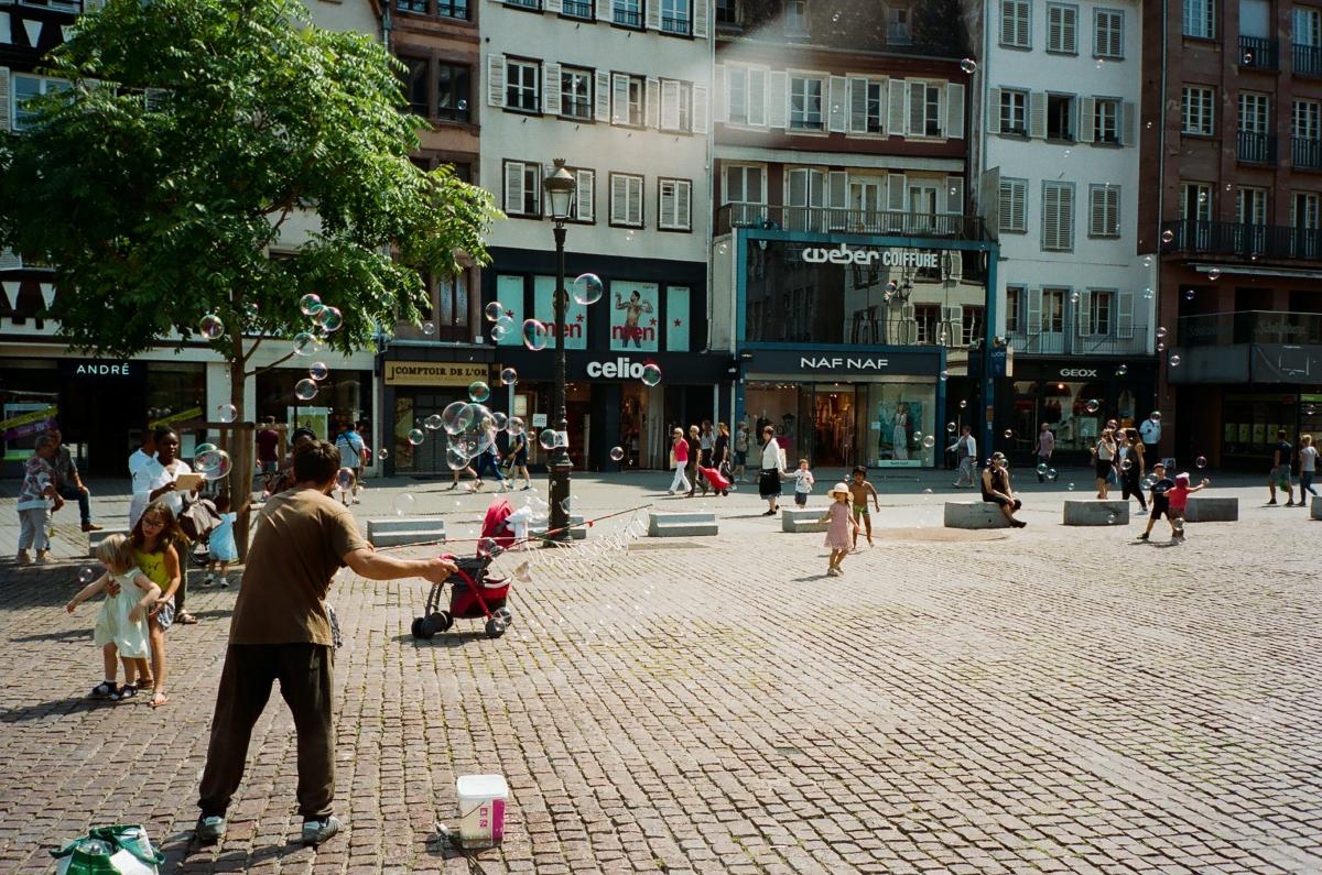 Bubbles - Strasbourg, France