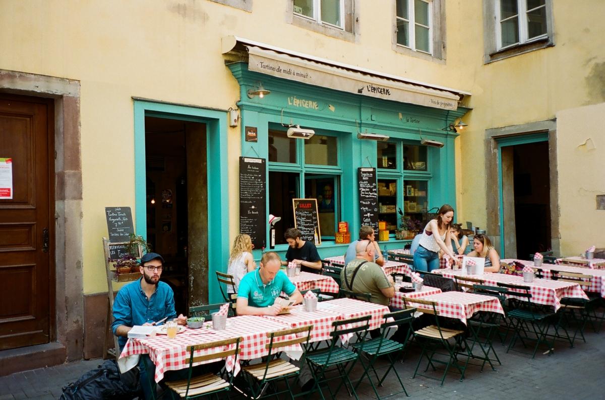 Dining - Strasbourg, France