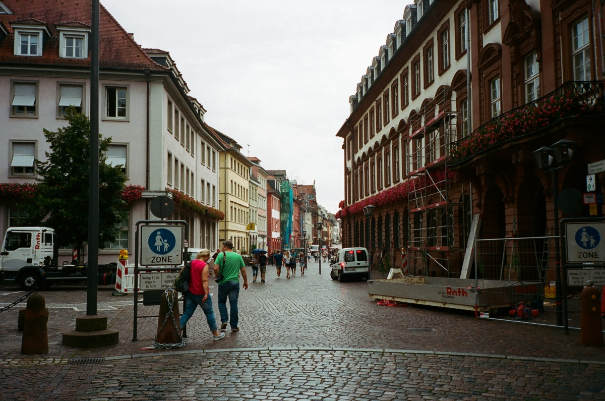 Downtown - Heidelberg, Germany