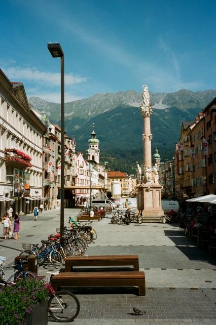 Downtown - Innsbruck, Austria