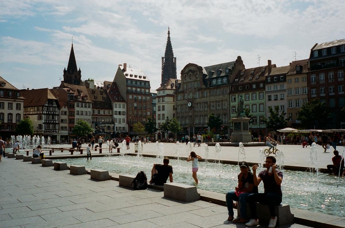 Kléber Square - Strasbourg, France