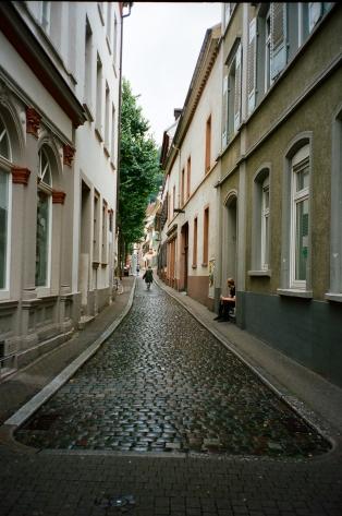 Luncbreak - Heidelberg, Germany