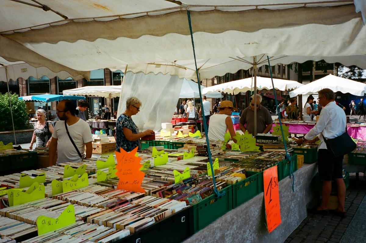 Marketplace - Strasbourg, France