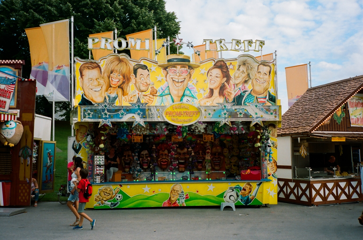 Munich, Germany - Fair Game