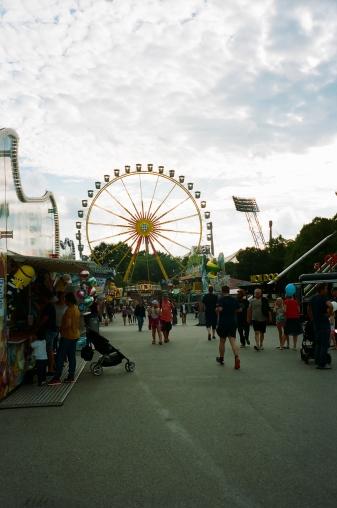 Munich, Germany - Ferris Wheel