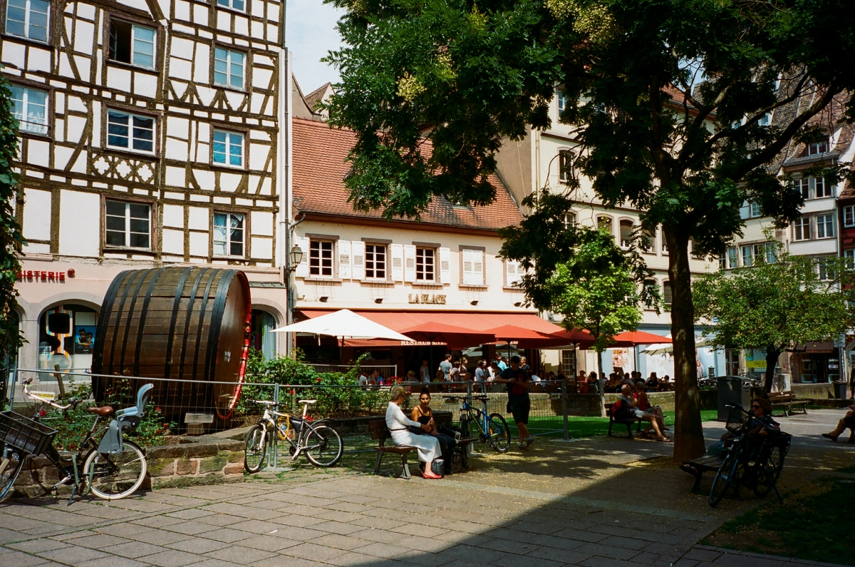 Park - Strasbourg, France
