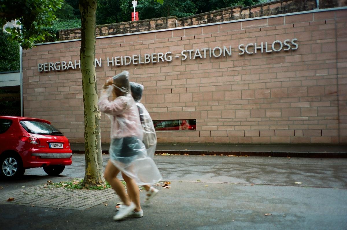 Ponchos - Heidelberg, Germany