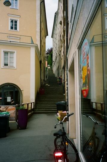 Staircase - Salzburg, Austria