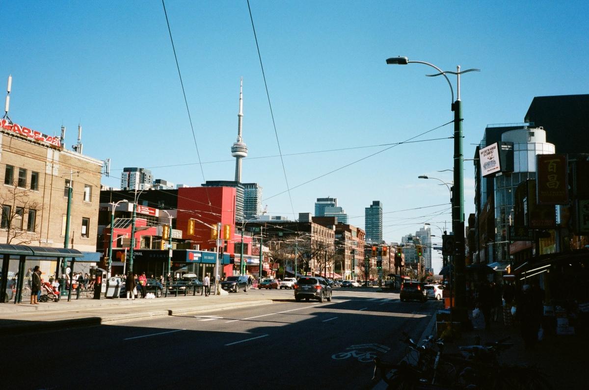 Streets - Toronto CA 35mm