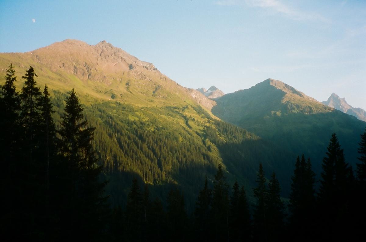 Swiss Alps - Austria