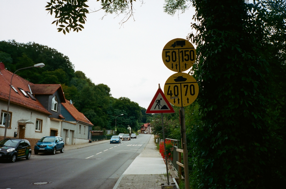 Tank Crossing - Lautertal, Germany