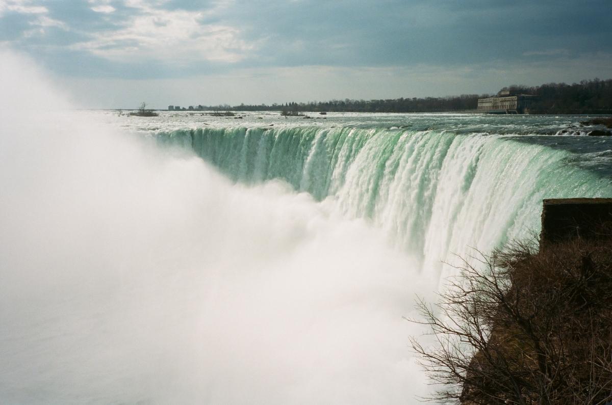 Waterfall Niagara Falls, CA