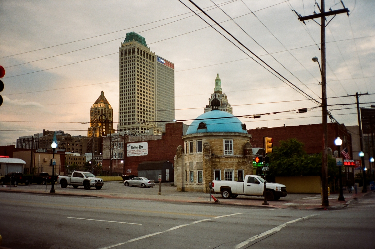 Blue Dome District, Tulsa OK