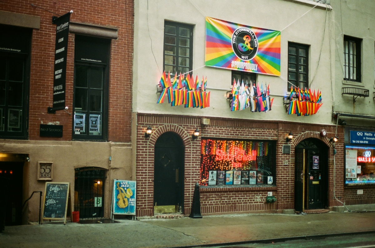 The Stonewall Inn NYC